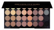 Makeup Revolution Ultra 32 Shade Eyeshadow Palette Flawless Matte - Палетка из 32 оттенков
