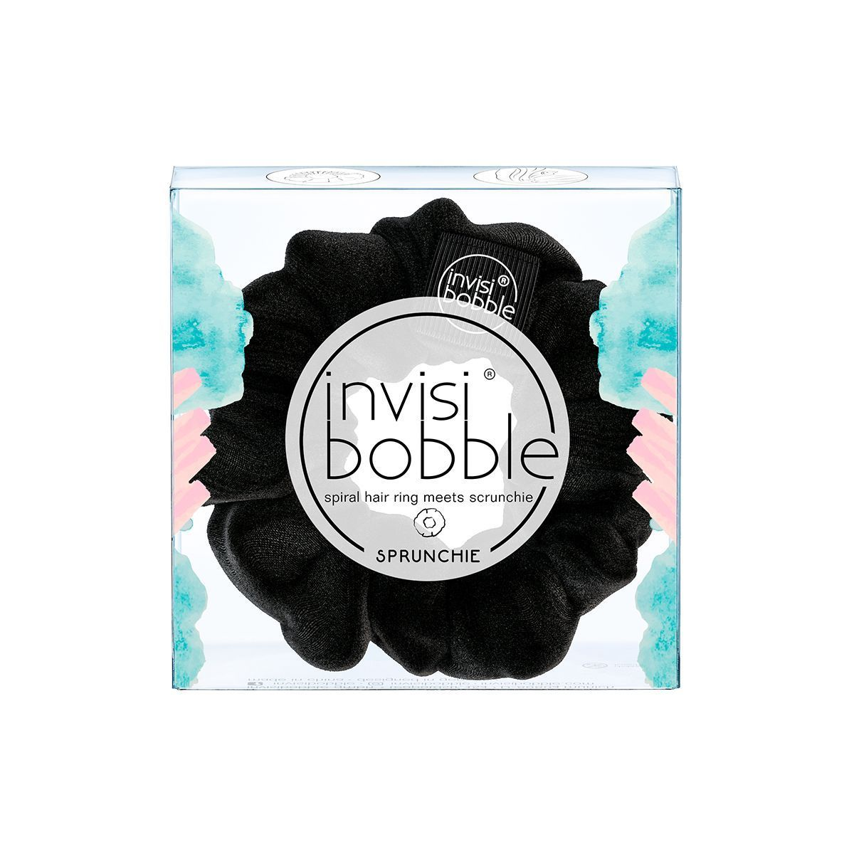 invisibobble SPRUNCHIE True Black - браслет для волос