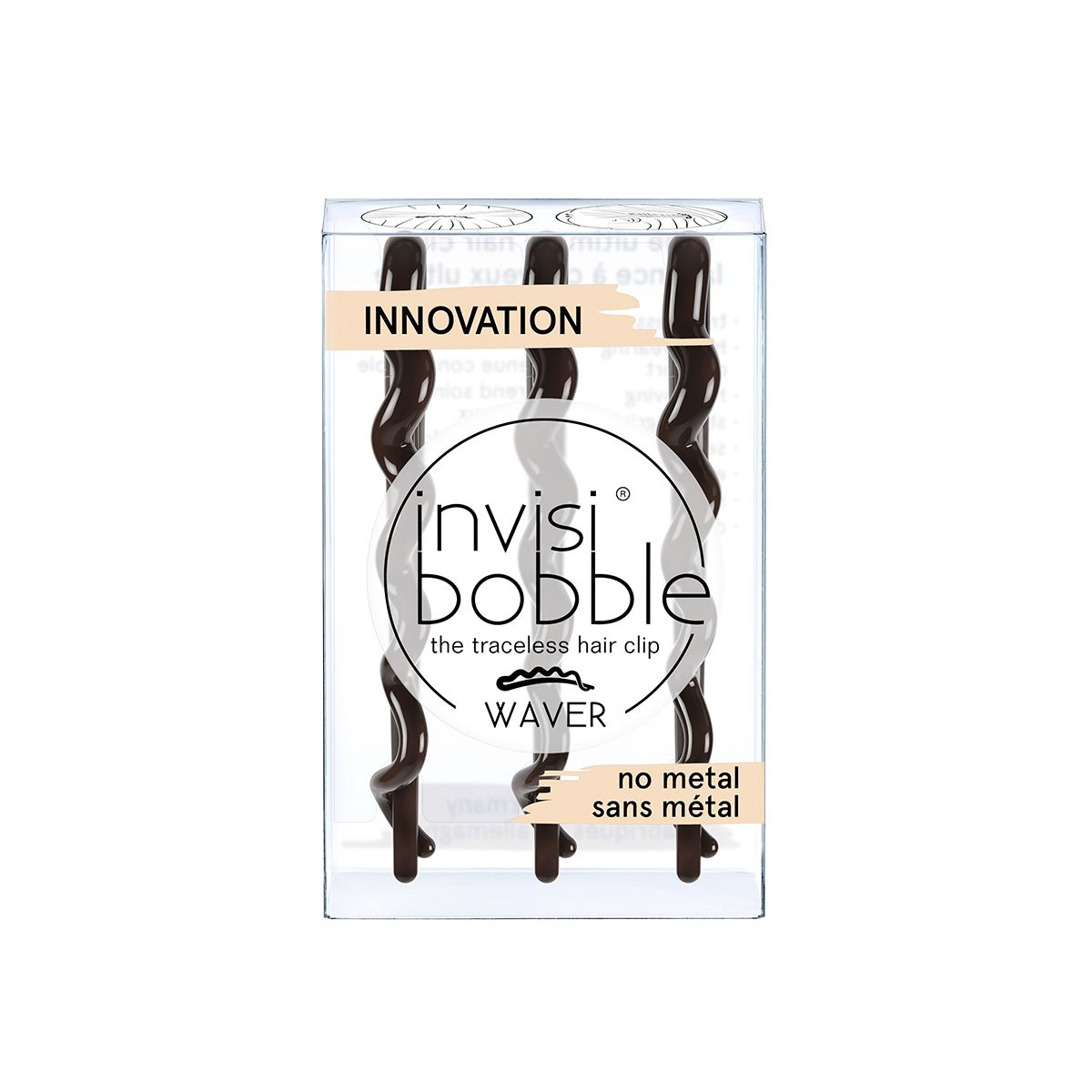 Invisibobble WAVER Pretty Dark  - Заколка