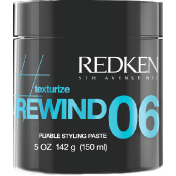 Redken Rewind 06 Pliable Styling Paste - Паста для укладки Пластичная 150 мл