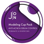 J:on Anti-acne & sebum control modeling pack - Маска альгинатная анти-акне и себум контроль 18 мл