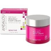 ANDALOU NATURALS 1000 Roses™ Heavenly Night Cream - Ночной крем для лица 50 мл